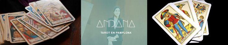 El Tarot en Pamplona tiene nombre propio: Andana Quirología. Una consulta de tarot con un estilo diferente, más fresco y actual, con los pies en el suelo. #tarot #pamplona #lecturacartas