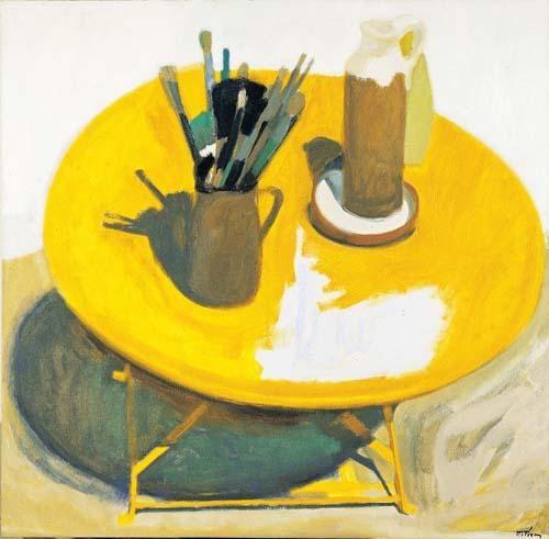'Tables', 1987 by Panayiotis Tetsis