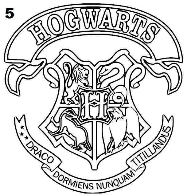 Coloring Pages Harry Potter Harry Potter Decke Ausmalbilder Harry Potter Thema