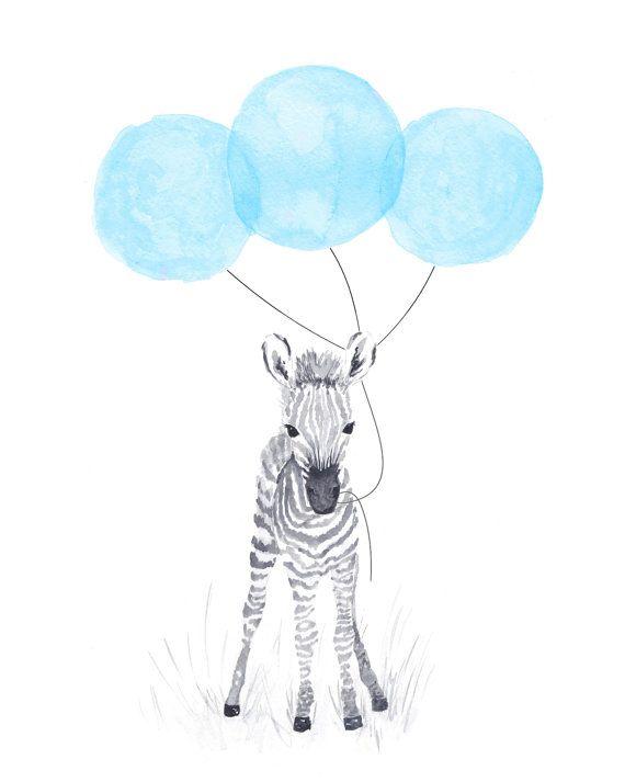 Baby Boy Gift Giraffe Nursery Decor Baby by TheDaisyFields on Etsy