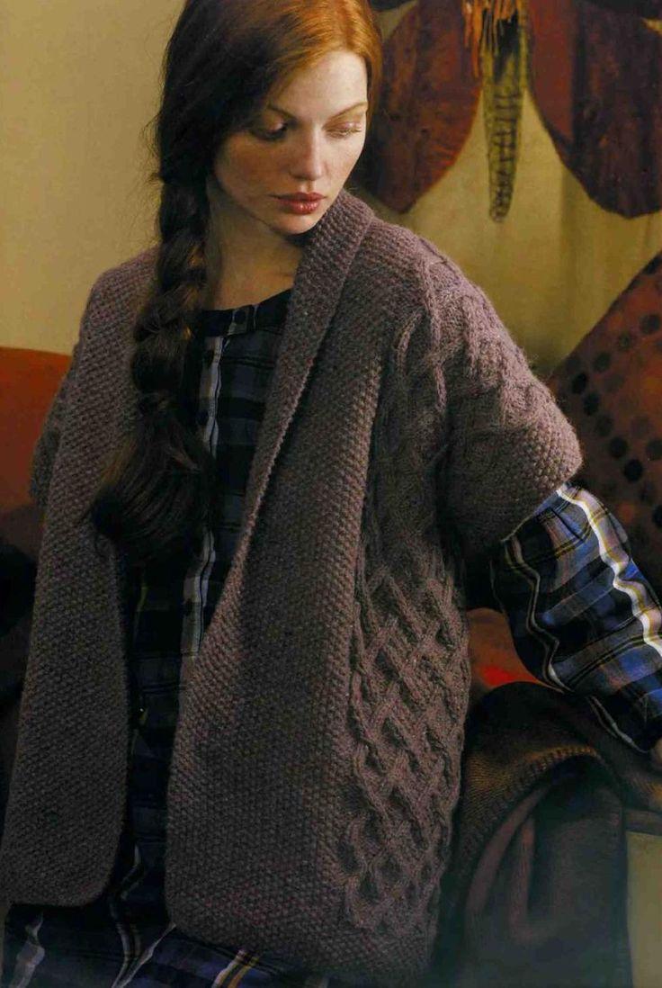 Rowan knitting and crochet magazine 46 by koetzingue - issuu