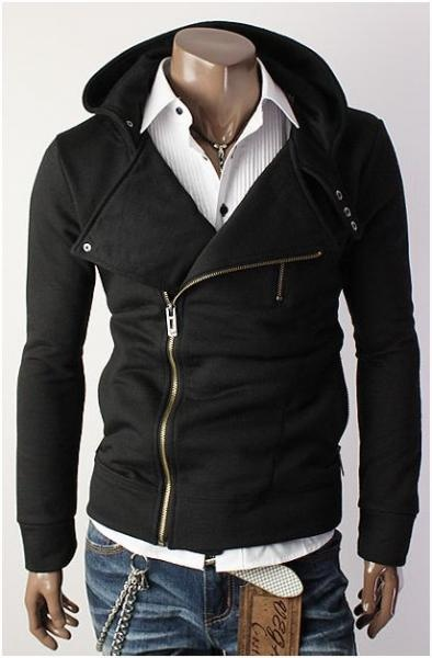 Raw Hood (Black) - Rockdenim - $699nok