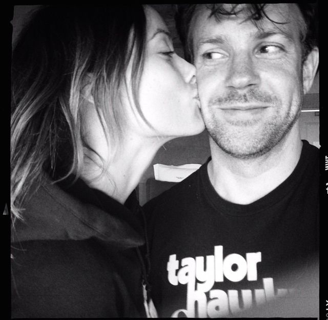 Olivia Wilde Posts Sweet Birthday Message to Fiancé Jason Sudeikis: '40 Years of…