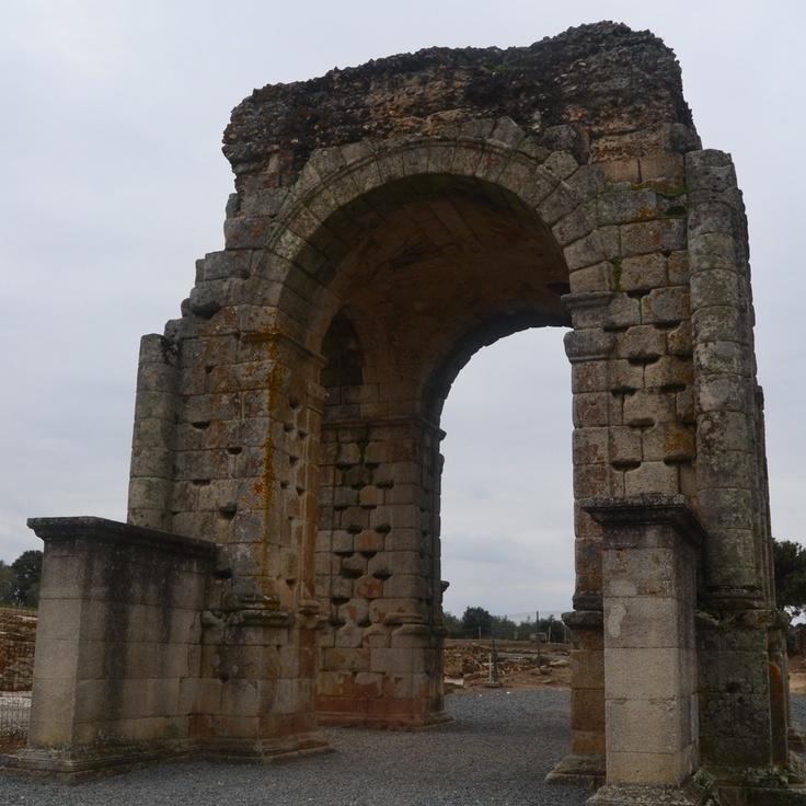 """500px / Photo """"Arco de Caparra"""" by Alfonso Gajardo"""