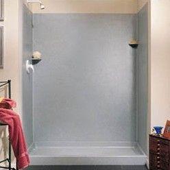 Classics Three Panels Shower Wall Kit