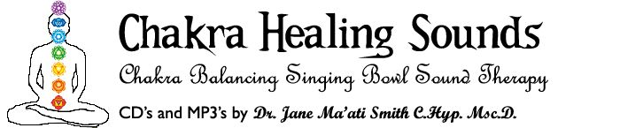 chakra healing sounds, chakra balancing singing bowl sound therapy