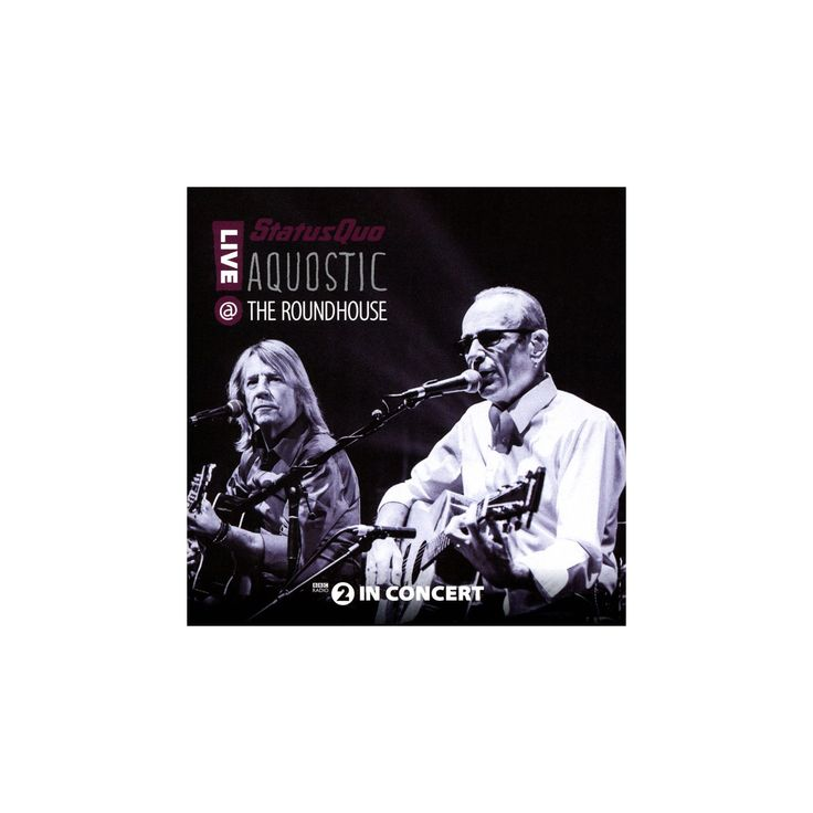 Status quo - Aquostic:Live at the roundhouse (CD)