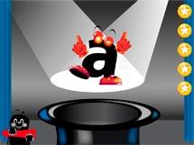 Dansende bogstaver til både Android og Apple