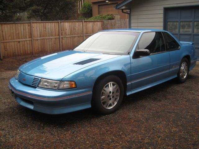 1993 Chevrolet Lumina Z34 with 40,725 low original miles