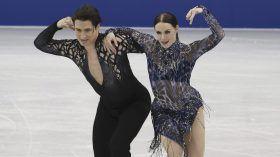 All three Canadian entries at the ISU Grand Prix Final stood on the podium on Saturday in Nagoya, Japan. Tessa...