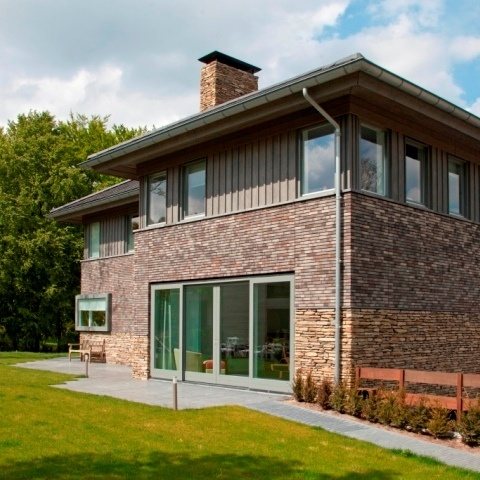 Villa Park Brederode Bloemendaal   ontwerp Wouter M. Peltenburg   Archstudio Architecten