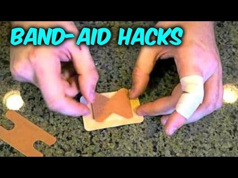 You've Been Using Band-Aids Wrong This Whole Time