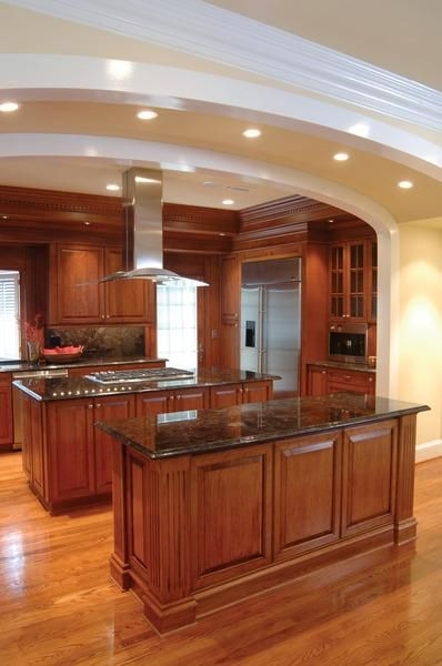 Pinterest the world s catalog of ideas - Space saving movable kitchen island get efficient kitchen traffic ...