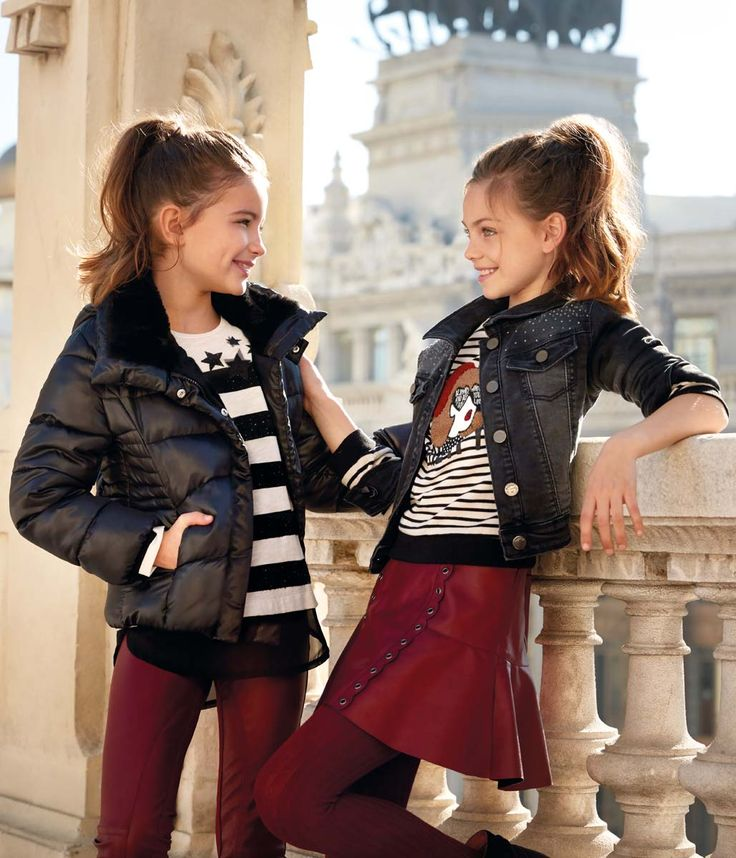 MAYORAL. Junior Collection. Autumn-Winter 2017.