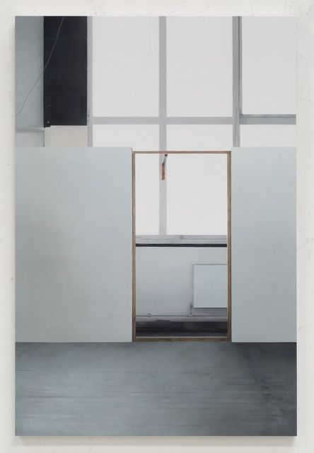 Paul Winstanley, 'Art School 39,' 2015, Mitchell-Innes & Nash