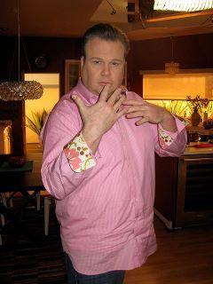 cam modern shirt riley shirts pink blake imgur cuffs rileyblakedesigns modernfamily showing dressin nori got cuff visit