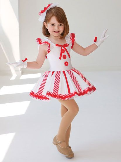 Candyland - Style 0184 | Revolution Dancewear Children's Dance Recital Costume