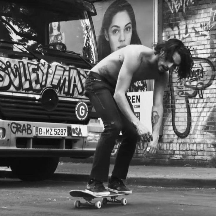 スケートとファッション界の架け橋:ディラン・リーダー