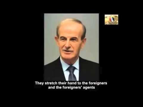 Hafez al Assad Speech about Muslim Brotherhood 1982