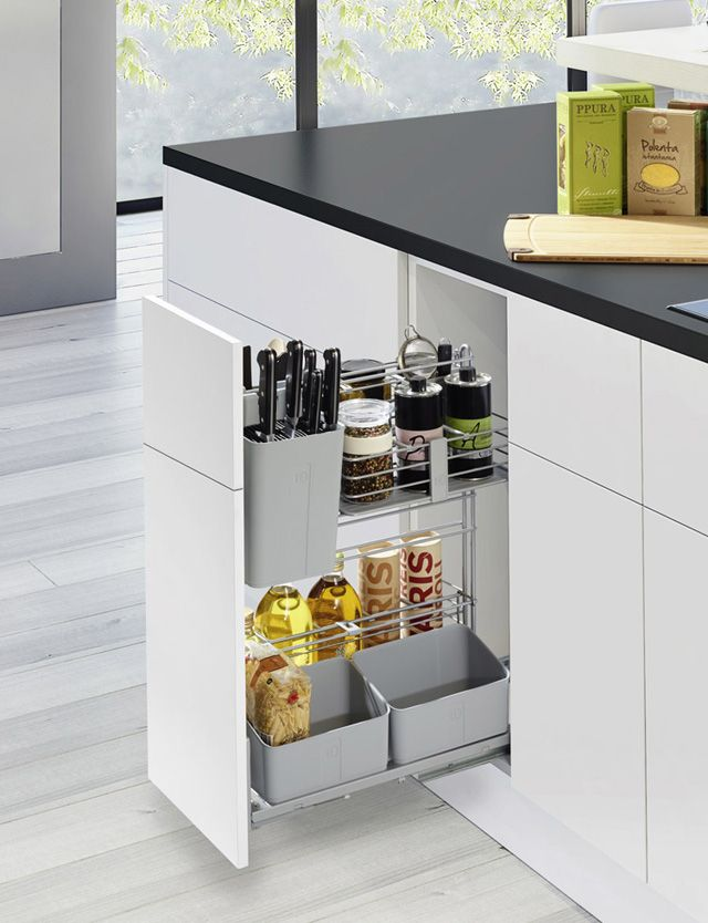 Las 25 mejores ideas sobre organizaci n de caj n de la for Cucharones de cocina