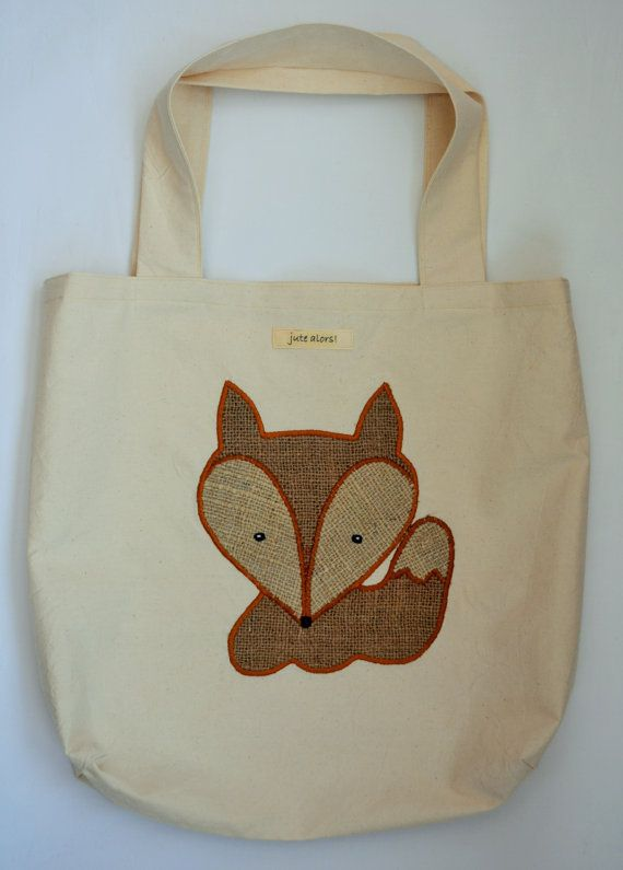 So Foxy by Sarah on Etsy