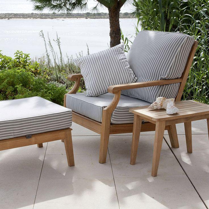 Dedon Lounge Sessel   Hochwertige Outdoor Gartenmöbel Von Dedon. Barlow  Tyrie Chesapeake Armchair Deep Seating