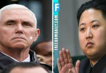 Pissed Off Mike Pence Just Issued HUGE Threat To North Korea That No VP Has Ever Said Before