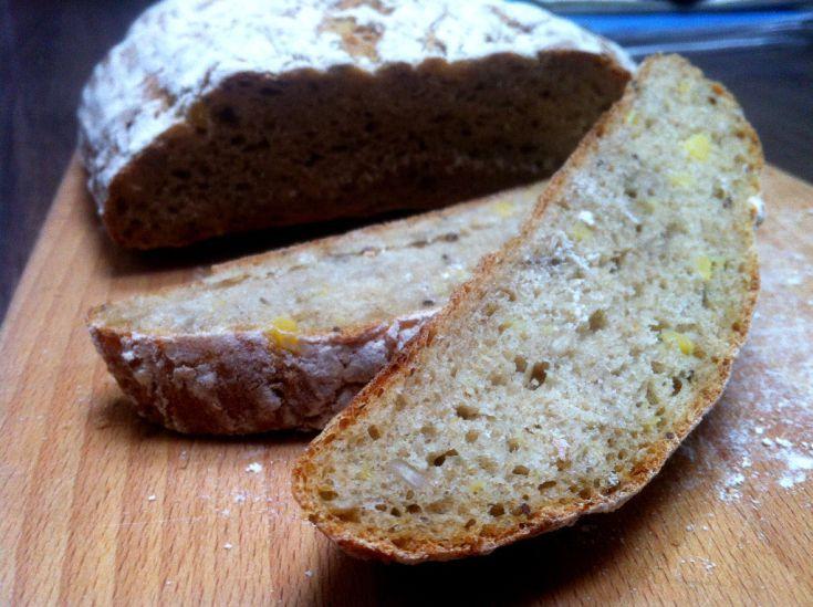 Fotorecept: Špaldový zemiakový chlieb