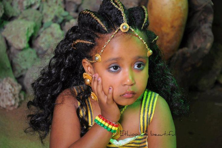 Ethiopian girl, I love the hair | Ethiopian | Pinterest ...