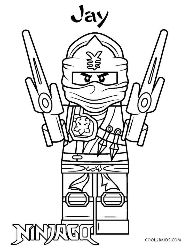 ninjago coloring pages free printable for kids cool2bkids