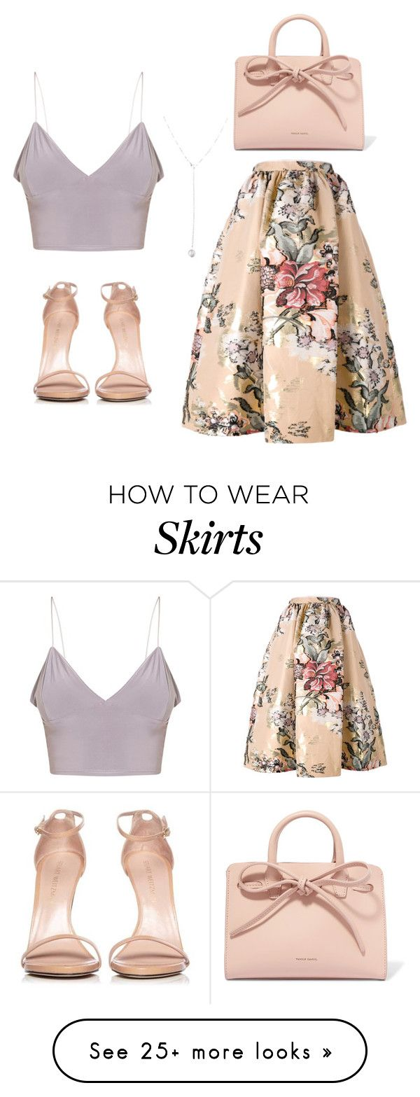 """:)"" by paigeromano on Polyvore featuring Fendi, Stuart Weitzman, Cartier and Mansur Gavriel"