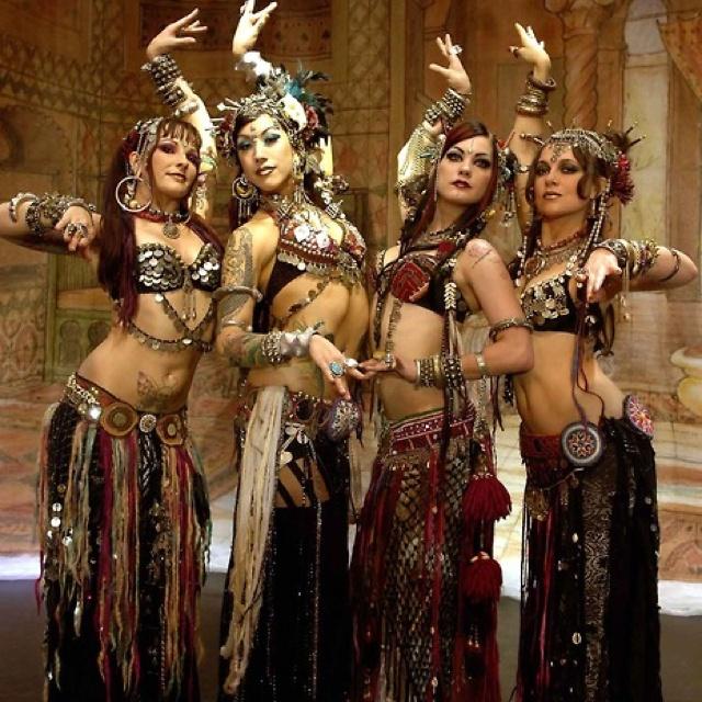 Tribal Belly Dance | Tribal | Pinterest