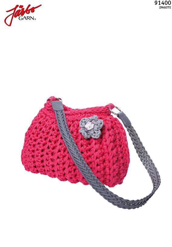 Crochet bag Rossi.