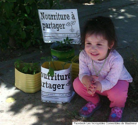 Incroyables Comestibles, le projet qui transforme les villes en immenses potagers communautaires, débarque en Tunisie! /partagé gracieusement par delta dore
