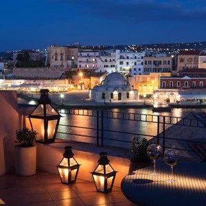 Casa Delfino Boutique Hotel, Luxury Suites, Accommodation in Chania, Crete, Greece   Standard Room