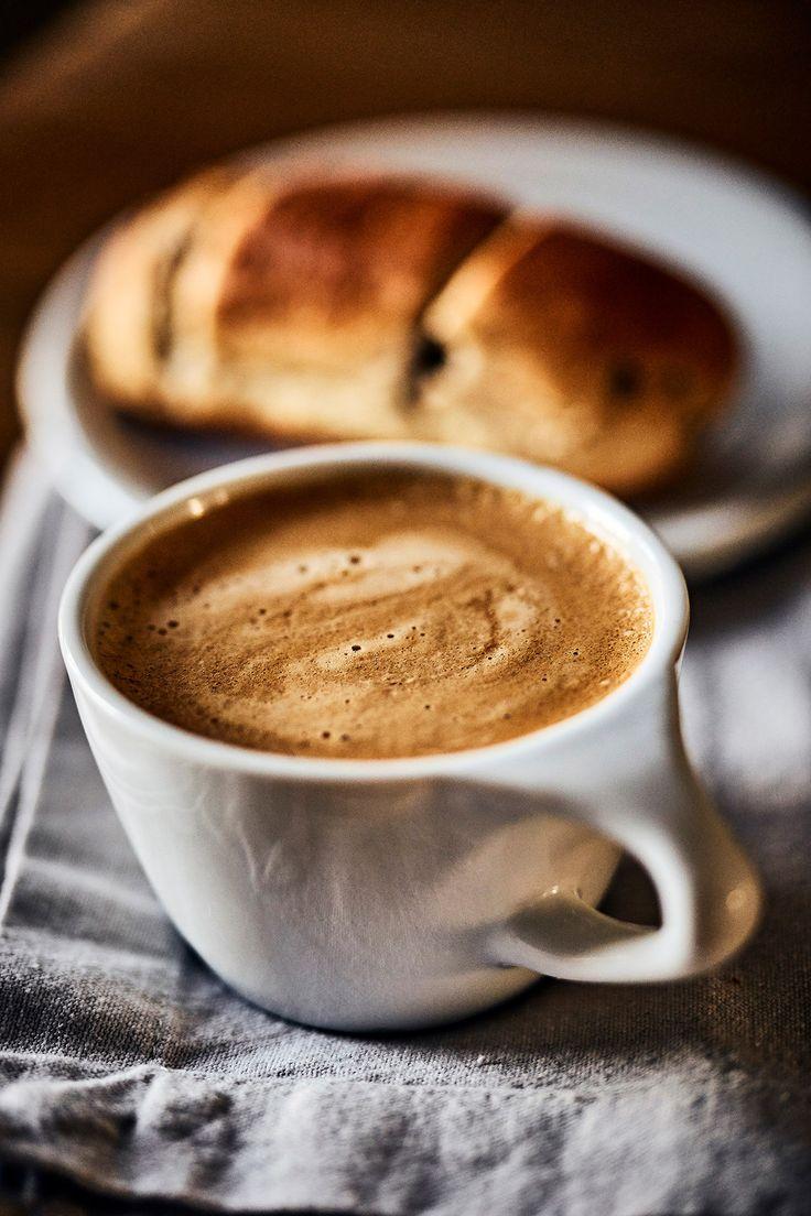 Картинка с вкусным кофе