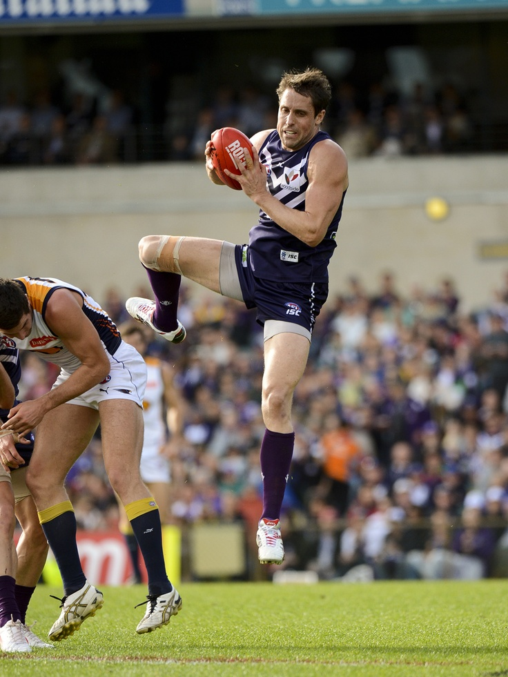 Full-back: Luke McPharlin, Fremantle
