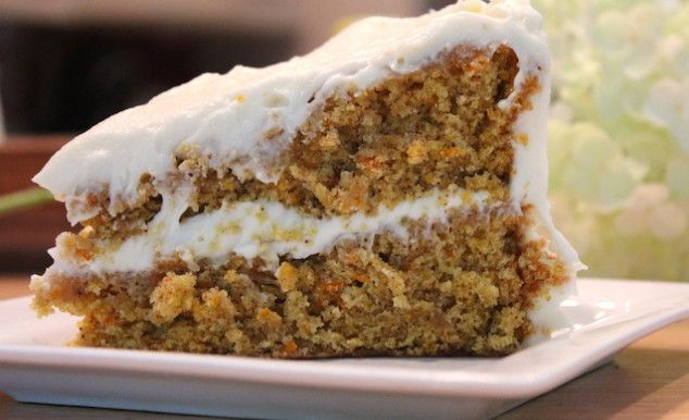 Sweet & Simple Carrot Cake Recipe | SocialMoms Network - Where Influential Women Connect