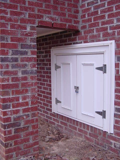 Beautiful Crawl Space Door Ideas Great Pictures