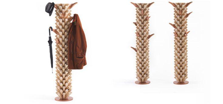 Khalid Shafar: Palm Coat Stand