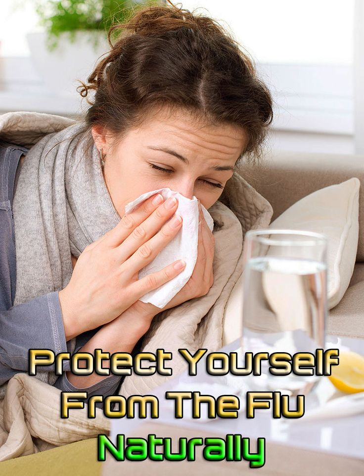 Protect Yourself From The Flu Naturally