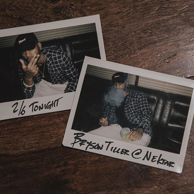Image result for bryson tiller ig polaroids
