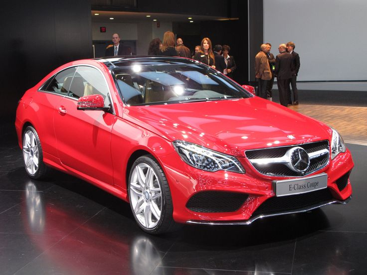 Best 211 Mercedes EClass Coupe images on Pinterest  Cars and