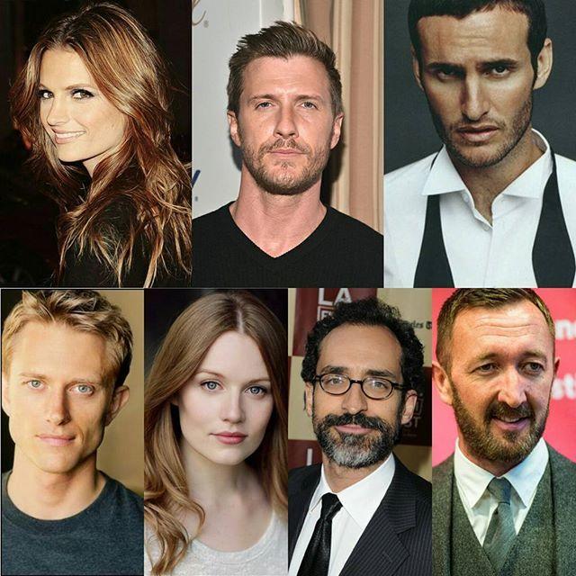 Absentia updated cast:  -Stana Katic  -Patrick Heusinger  -Angel Bonanni  -Neil Jackson  -Cara Theobold  -Bruno Bechir  -Ralph Ineson