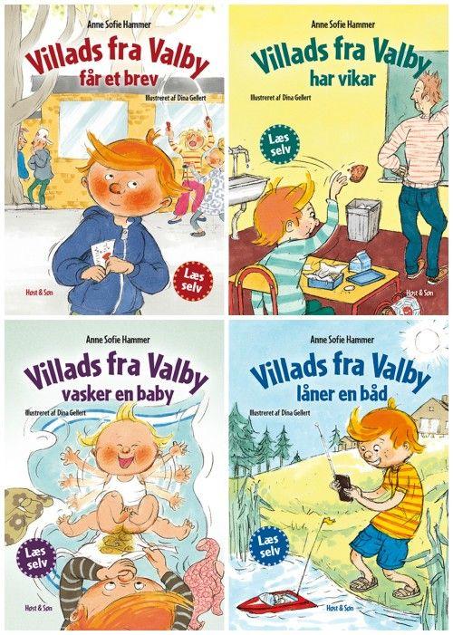 Serien om Villads fra Valby.