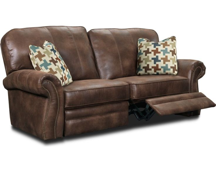 Sofa Tables Make your living room or den a room everyone can enjoy with the Billings Double Reclining