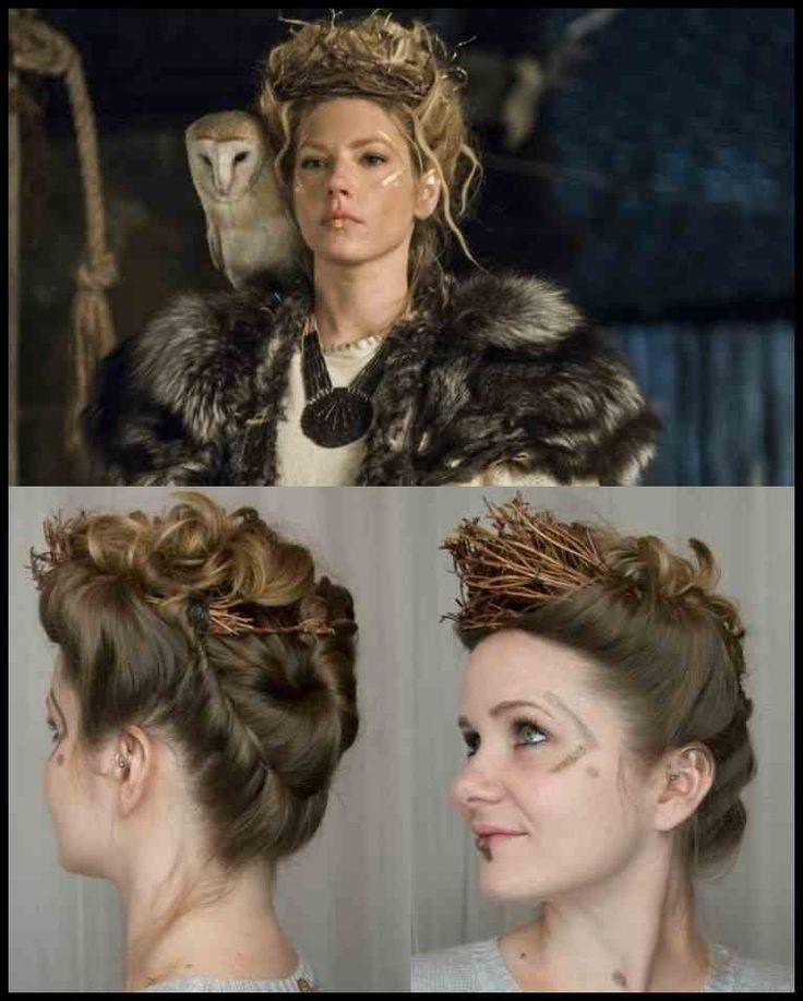 Wikinger Frisuren Fur Frauen Und Manner Inspirationen Und