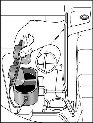 How to Check Your Brake System's Master Cylinder - For Dummies