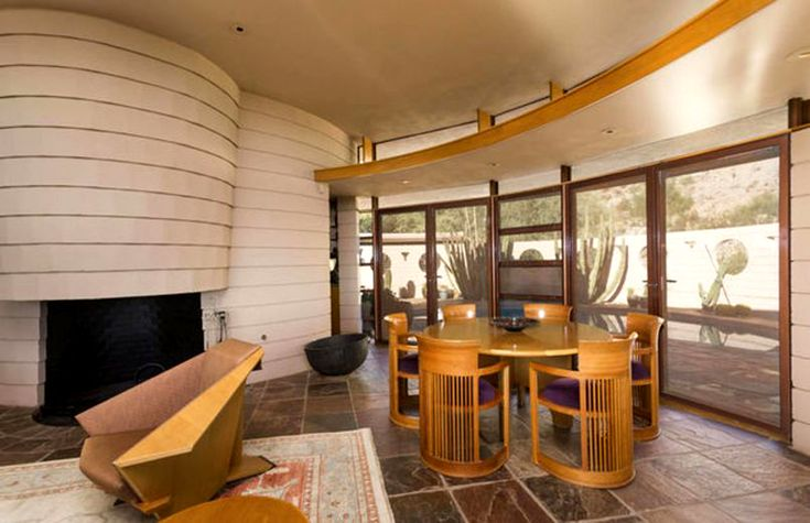 Norman Lykes house - Franck Lloyd Wright - 1959 - 69 - Phoenix - Le Figaro immobilier mars 2016 - photo 11