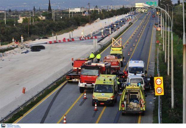 ΕΙΔΙΚΟΤΗΤΑ ΔΙΑΣΩΣΤΗΣ: Ο χάρτης των τροχαίων ατυχημάτων στην Ελλάδα